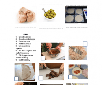 82 free cooking worksheets small pasties recipe forumfinder Images