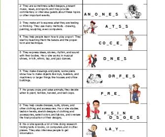 photo relating to Visual Brain Teasers Printable referred to as 80 Totally free Brainteasers Worksheets