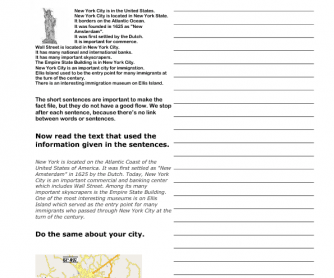 730 free writing worksheets writing iv writing about your city ibookread PDF