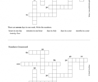 412 Free Crosswords Boardgames Worksheets