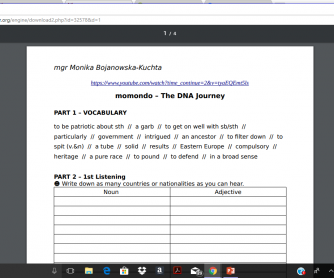 224 free social issues worksheets the dna journey sciox Choice Image
