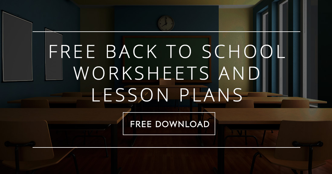 FREE Back to School Activities Worksheets – Back to School Printable Worksheets