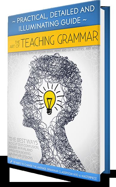 how to teach noun phrases and noun clauses