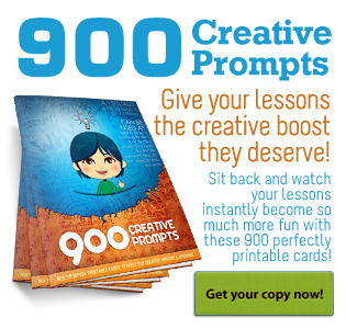 900 Awesome Creative Prompts