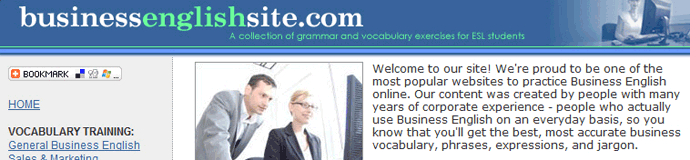 http://www.businessenglishsite.com/