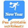 52 FREE New Year Worksheets