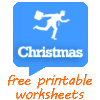 267 FREE Christmas Worksheets