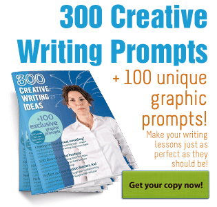 300 Creative Writing Prompts to Turbocharge Your Lessons!