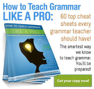 How to Teach Grammar Like a Pro