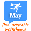 May worksheets