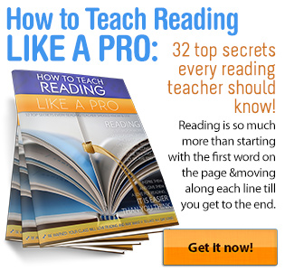 How to Teach Reading Like a Pro!