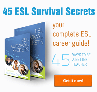 Busy Teacher's ESL Survival Guide