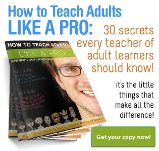 How to Teach Adults Like a Pro
