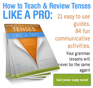 How to Teach & Review Tenses Like a Pro