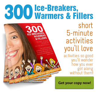 300 Awesome 5-Minute Ice-Breakers, Warmers and Fillers
