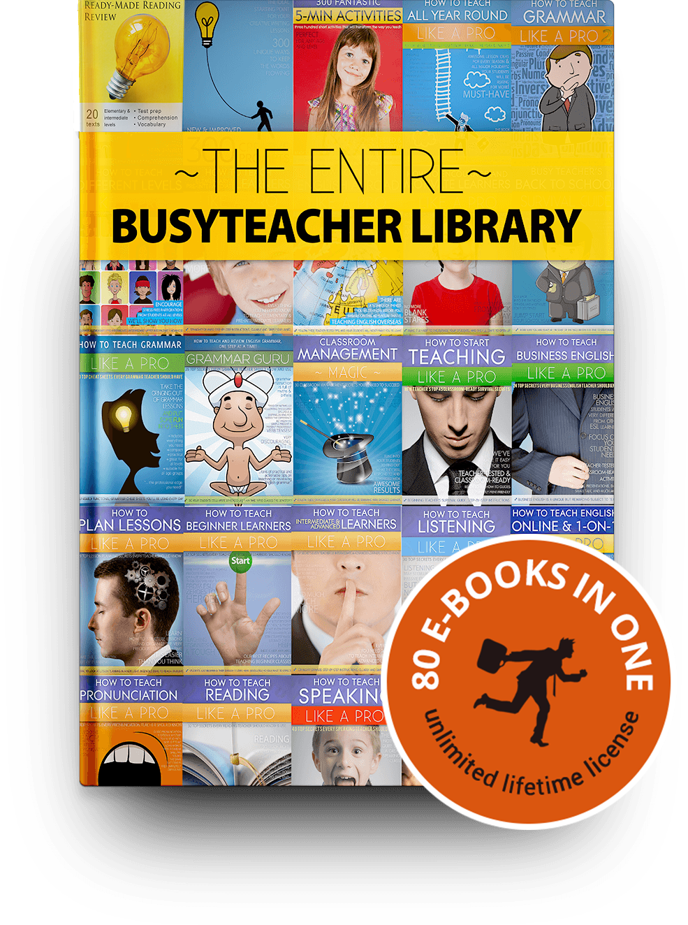 Entire BusyTeacher Library