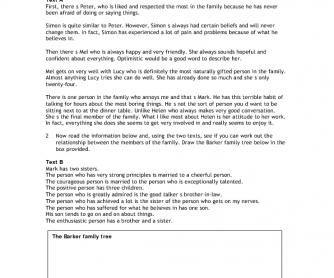 Cutting Edge Intermediate Wordsheet Module 4