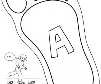 Alphabet worksheet 4