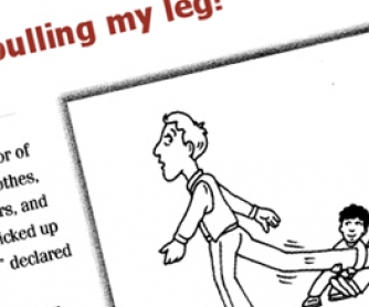 Everyday Idioms: 18 great idioms with images and concept questions. Answer key included.