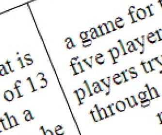 Sport Worksheet: Matching Game