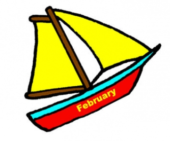 Birthdays Boats: Month Images for Junior Learners