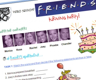 Video Session: Friends - The One Where They All Turn Thirty