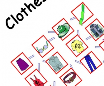 Clothes Target Board