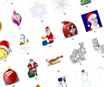 Amazing Collection of Christmas Graphics: 139 Holiday Images!