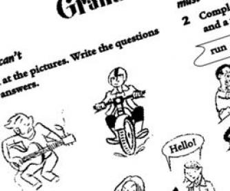 Adventures Grammar Tests: Units 1-10, 3 levels