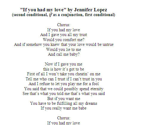 an analysis of love in a song by jennifer lopez First love by jennifer lopez song meaning, lyric interpretation, video and chart position.