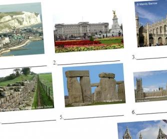 Famous British Landmarks