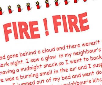 Fire! Fire Activities