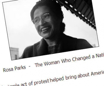 Rosa Parks - The Woman Who Changed a Nation