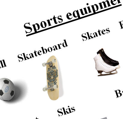 Sports and Hobbies Lesson Plan (Elementary)
