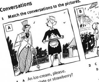 Food Conversation