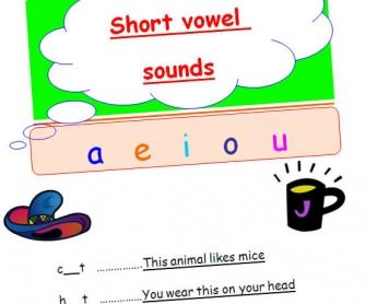 Short Vowel Sounds
