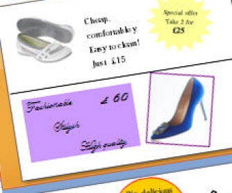 Shopping: Comparatives and Superlatives)