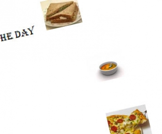What I Eat During a Day