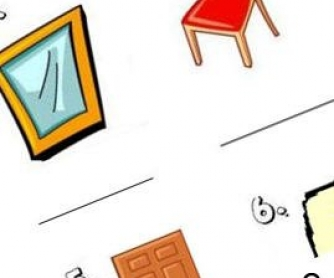 Say and draw: There Is/Are Elementary Lesson Plan
