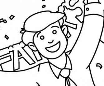 Fathers Day Coloring Worksheets