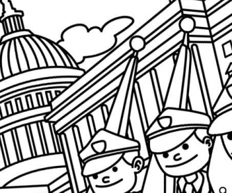 COLLECTION: Memorial Day Coloring Pages Pack