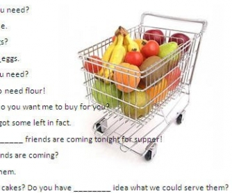 Shopping Vocabulary: How Much and How Many