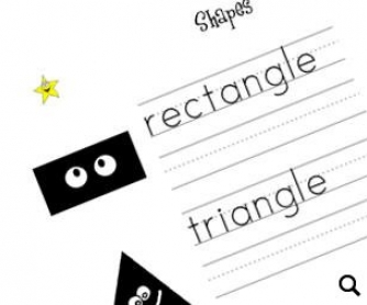 Flashcards: Shapes