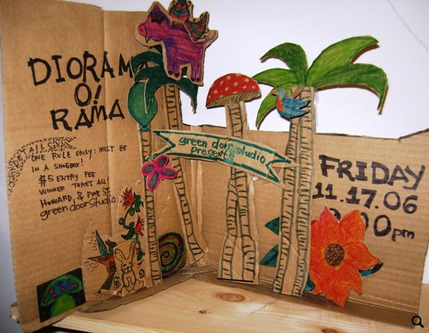 3 Dioramas For Your English Lessons