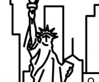 7 Independence Day Coloring Pages