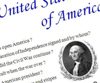 The United States Quiz (with answers)