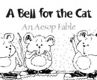 picture regarding Aesop's Fables Printable identified as A Bell For The Cat: An Aesop Fable Reading through Lesson Application