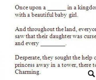 Song Worksheet: Shrek 2
