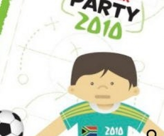 World Cup Worksheets: 40 Party Pages