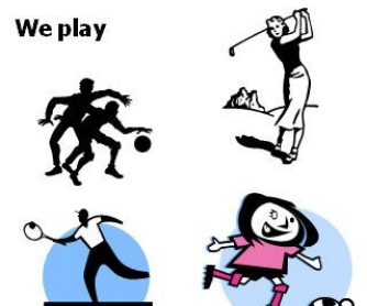 Verbs Used with Sports